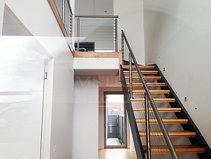 Modern Staircase interior build