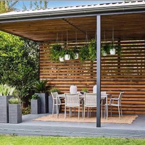 Outdoor extension loving space platform