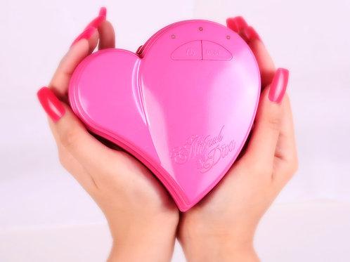 DIVA'S HEART Mini Air Compressor