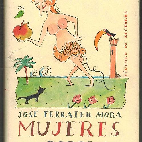 Mujeres al borde de la leyenda (Ferrater Mora, José)