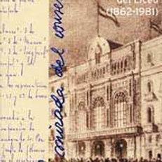 La mirada del conserge. Dietari del Gran Teatre del Liceu (1862-1981) J. Iborra
