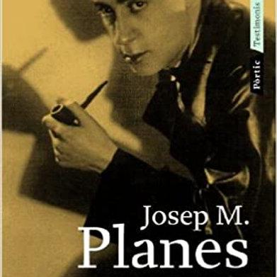 Josep M. Planes: Set trets al periodisme a la Rabassada (Jordi Finestres)