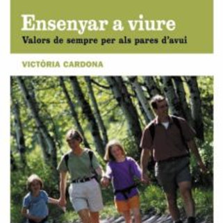 ENSENYAR A VIURE (edición en catalán) VICTORIA CARDONA