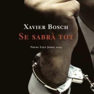 SE SABRA TOT (edición en catalán) XAVIER BOSCH