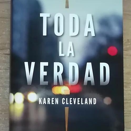 Toda la verdad (Karen Cleveland)