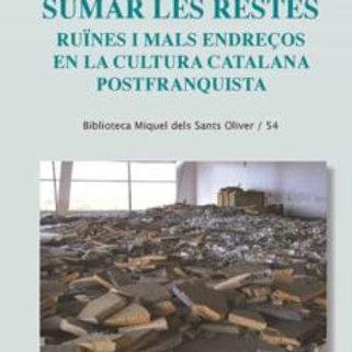 SUMAR LES RESTES (edición en catalán) MERCE PICORNELL