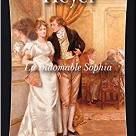 La indomable Sophia (Georgette Heyer)