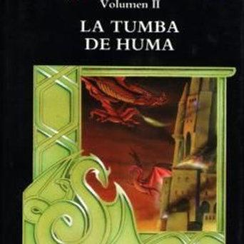 La tumba de Huma. Crónicas de la Dragonlance 2 (Margaret Weis /Tracy Hickman)