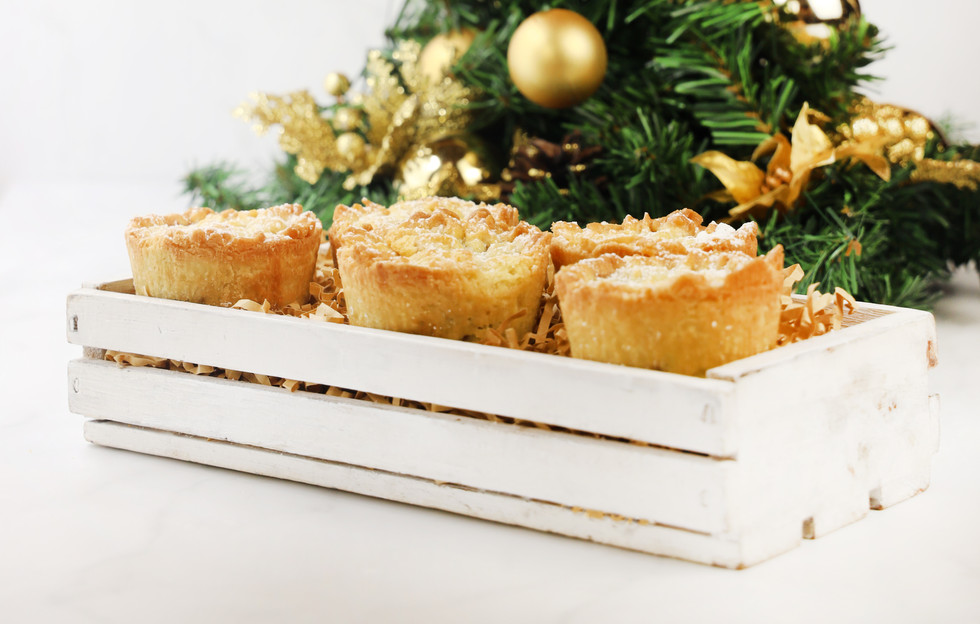 Sarood - Christmas Cake - Mince Pie Big