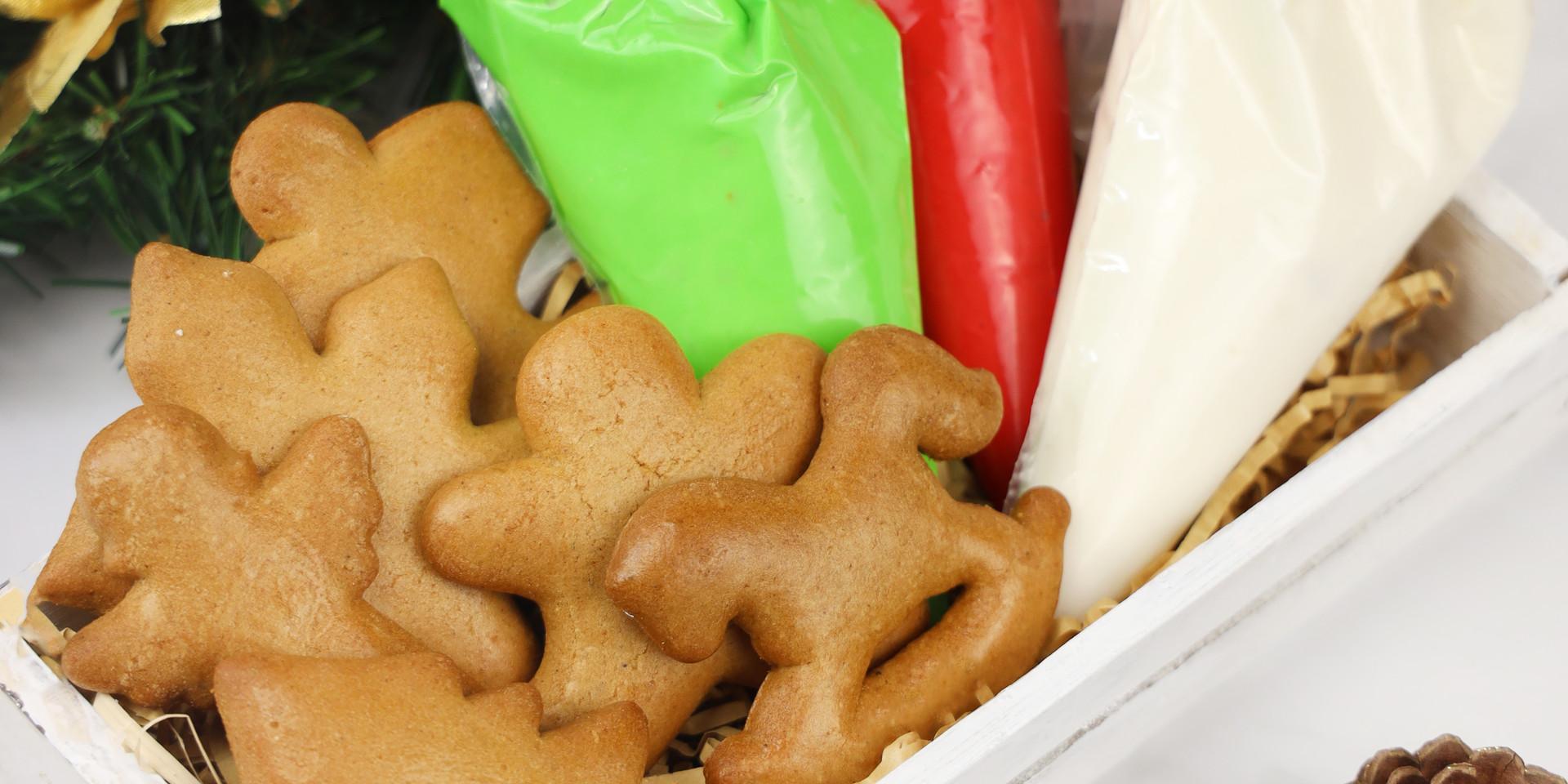 Sarood - Christmas Cake - Gingerbread 9.