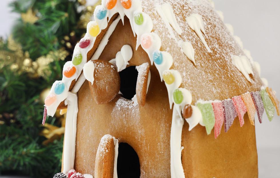 Sarood - Christmas Cake - Gingerbread  1