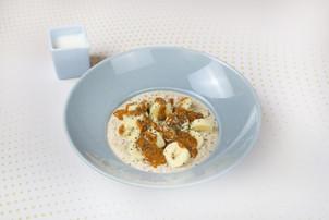 Flow - Vegan OCt 2020 7 Oats bowl with c