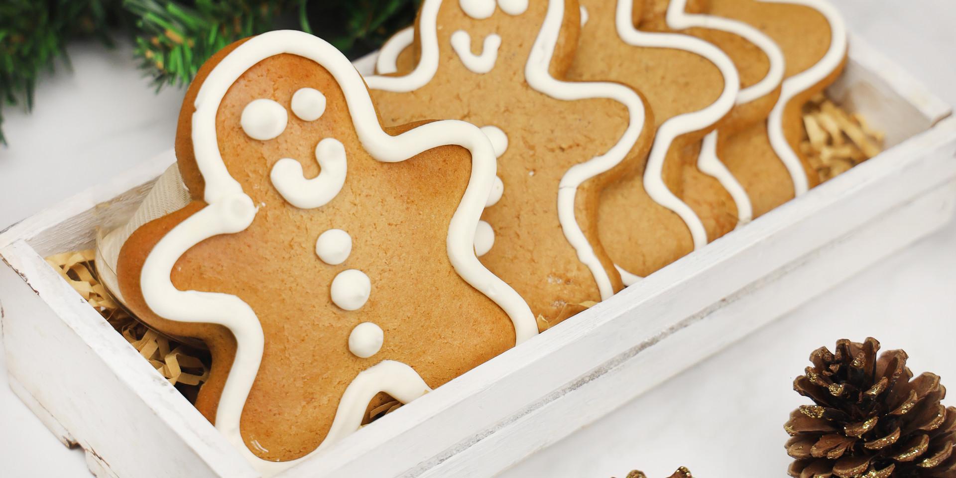 Sarood - Christmas Cake - Gingerbread 4.