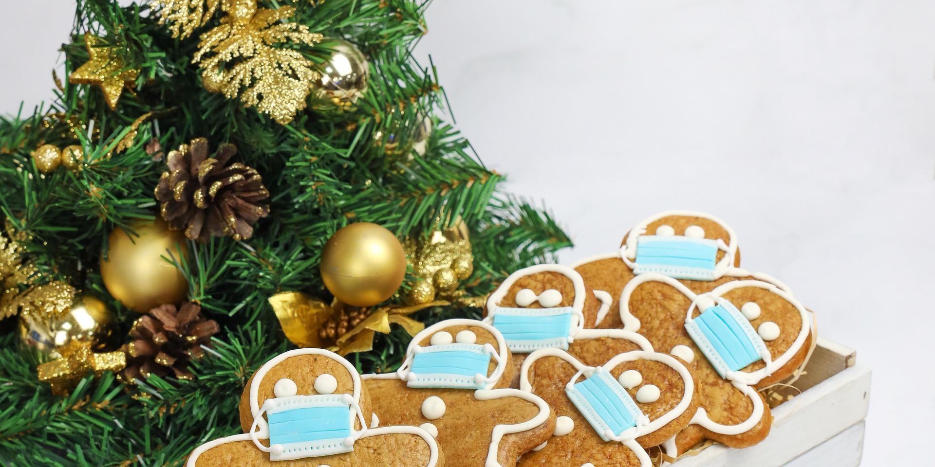 Sarood - Christmas Cake - Gingerbread Ma