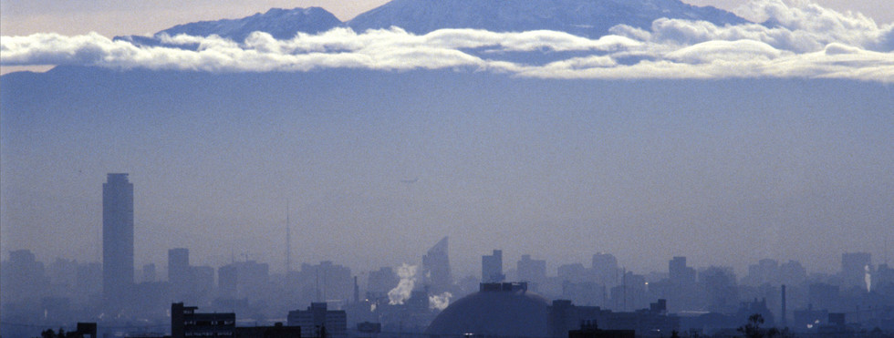 Air pollution in Mexico City