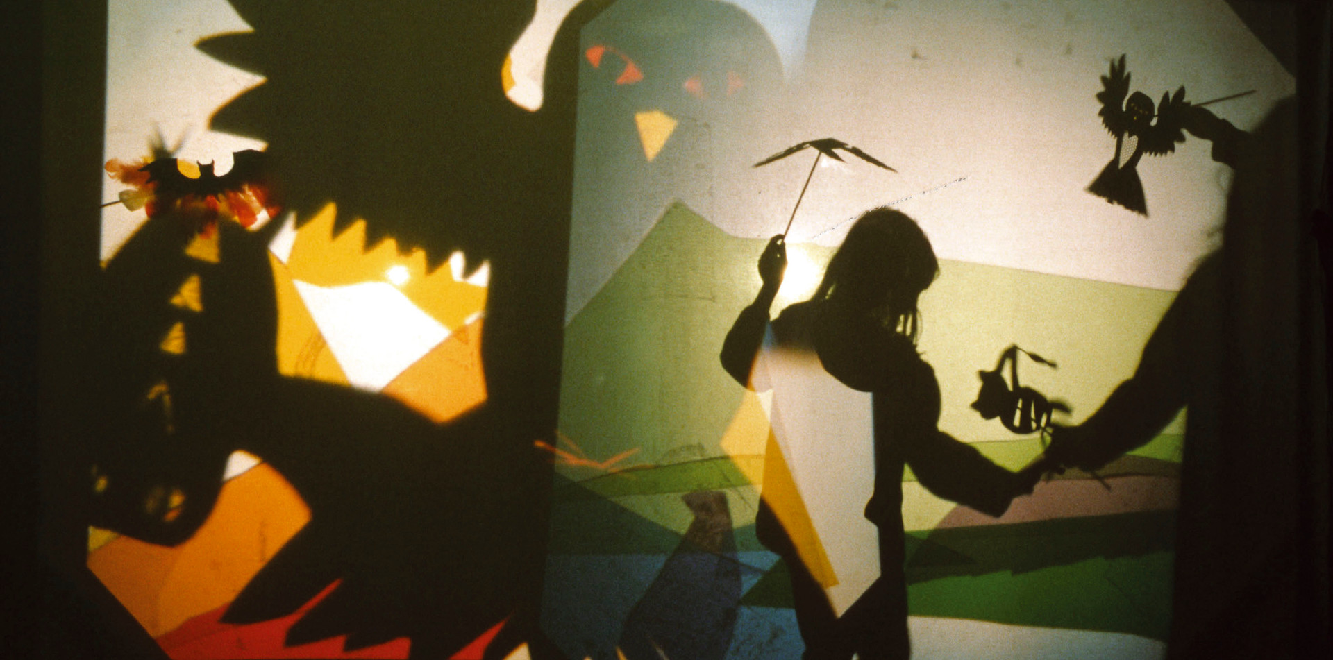 Shadow puppetry in Portugal