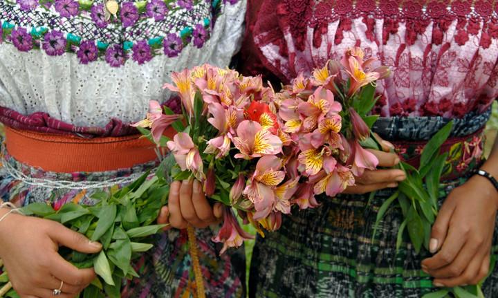 Native Guatemalan domestic worker photovoice