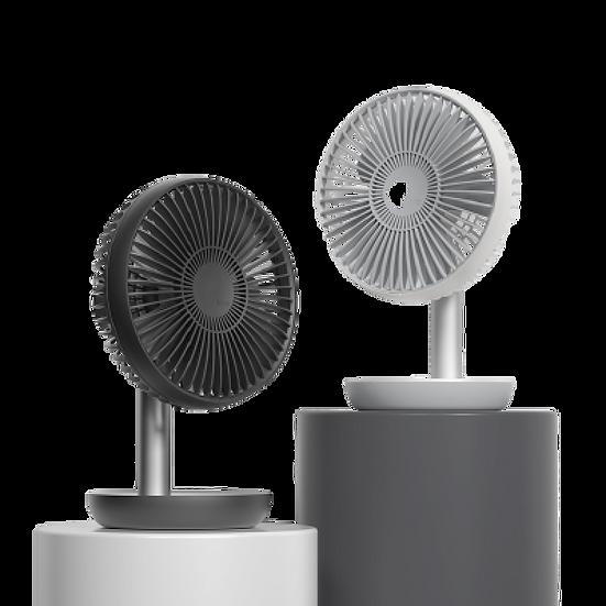 Cordless Desktop USB Fan with 4000mAh Built in Battery