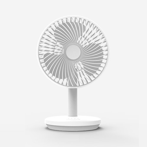 Mojo USB Fan with 4000mAh Rechargeable Battery