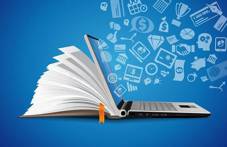 computer-as-book-knowledge-base-concept-