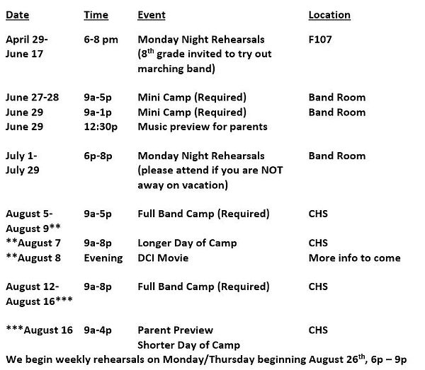 Marching Band Schedule.JPG