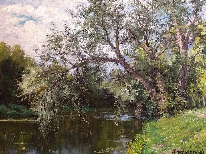 362. Серебряно-Виноградный пруд 40х50, х