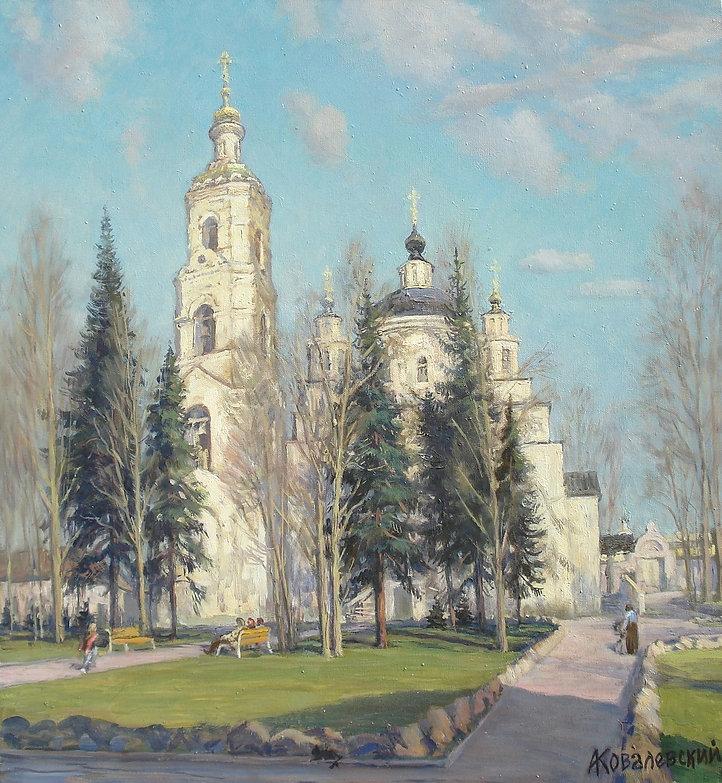 352. Николо-Берлюковский монастырь. Собо