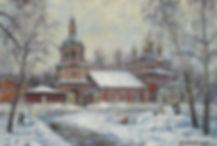 296. Храм Рождества Христова в Измайлове