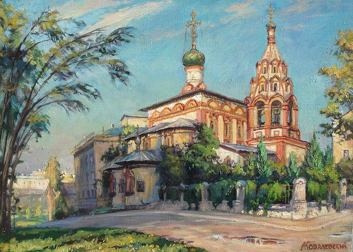 286. Трёхсвятительская церковь (Храм Трё