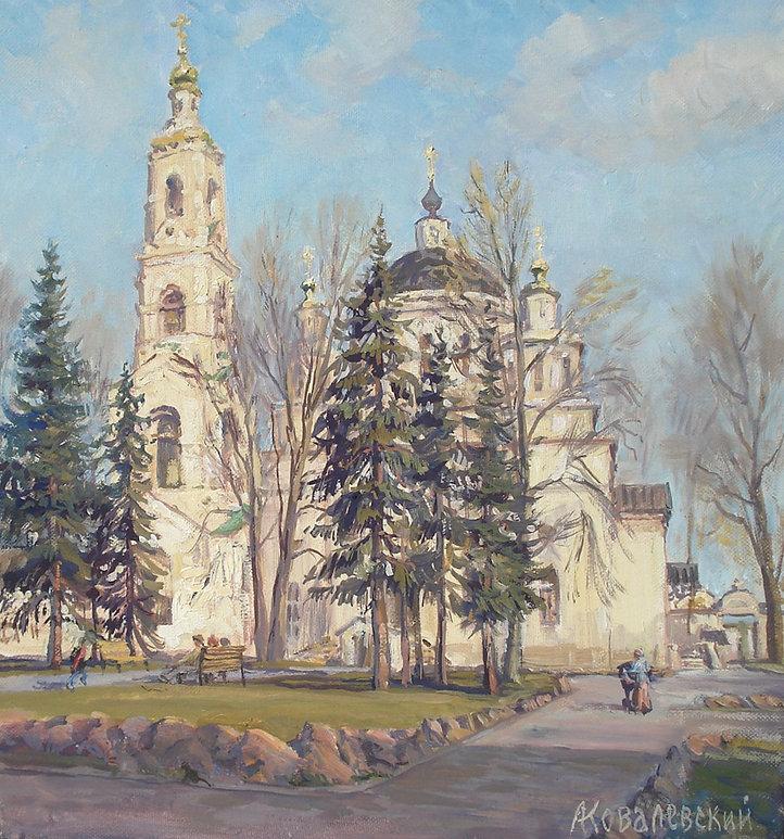 61. Николо-Берлюковский монастырь 40х37,