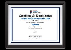 Facebook Marketing Course Certificate.pn