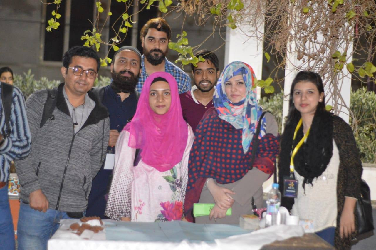Participation in Digital Marketing Event at IBA Karachi