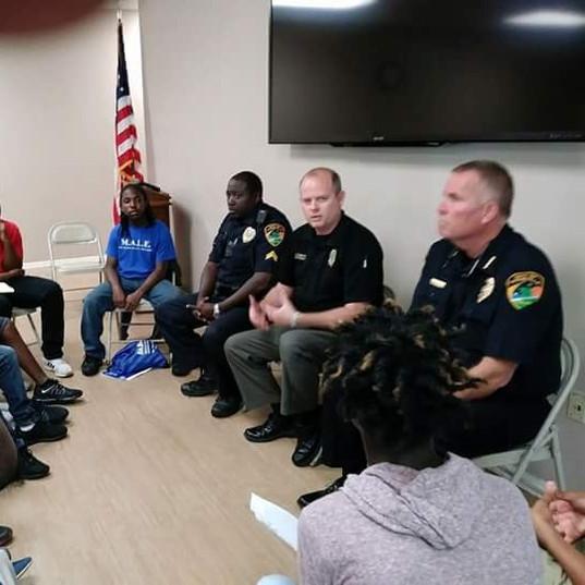 Titusville Police Department Engagement