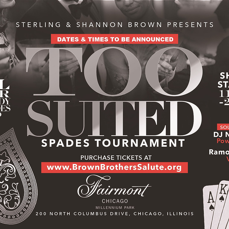 Too Suited Spades Tournament