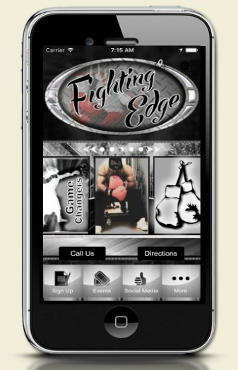 Fighting Edge Boxing Team