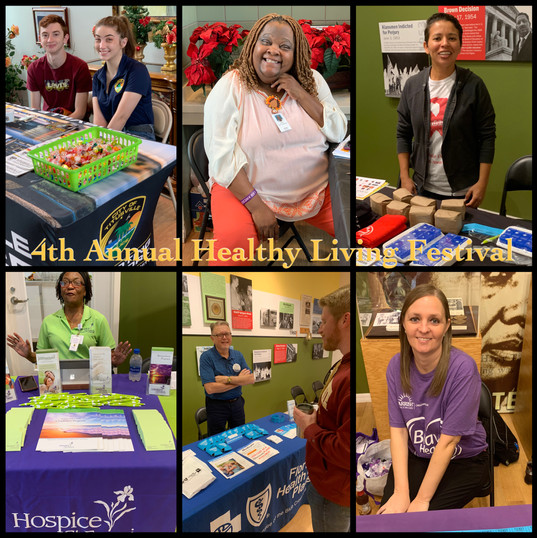 4th Annual Healthy Living Festival