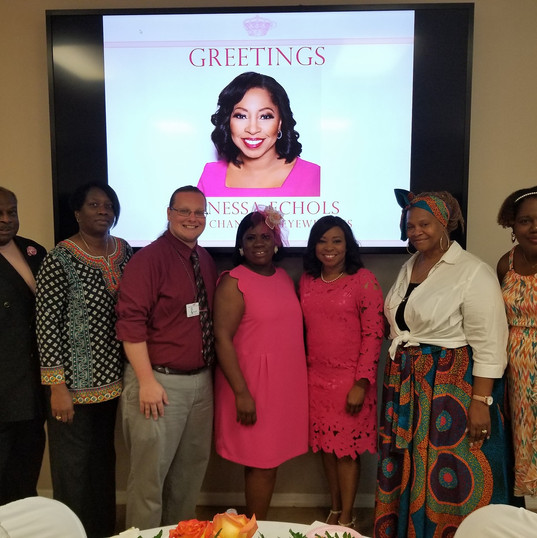 2nd Annual Majes-TEA with Vanessa Echols