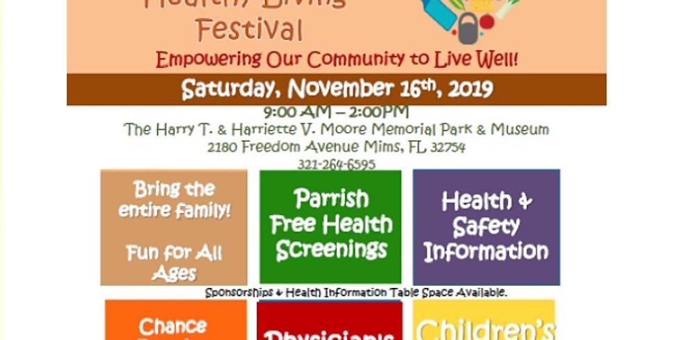 HEALTHY LIVING FESTIVAL