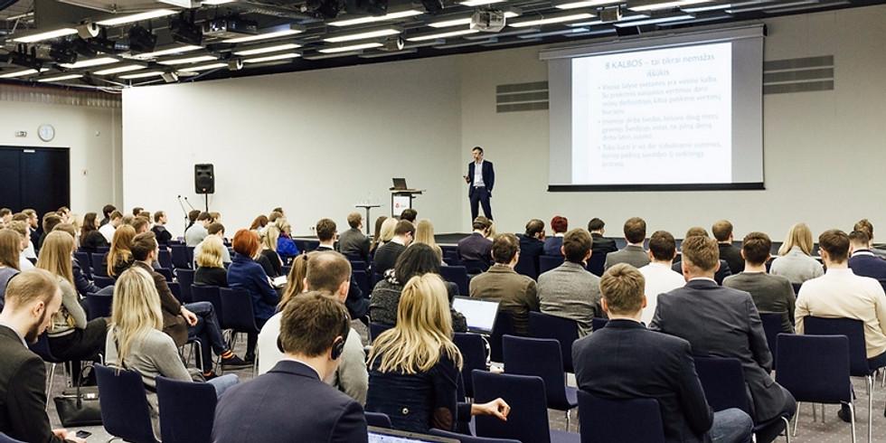 LITHUANIA: e-Commerce Conference 2020