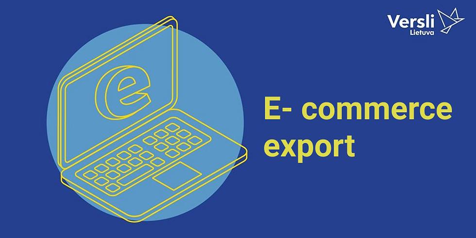 LITHUANIA: Webinar - E-commerce export