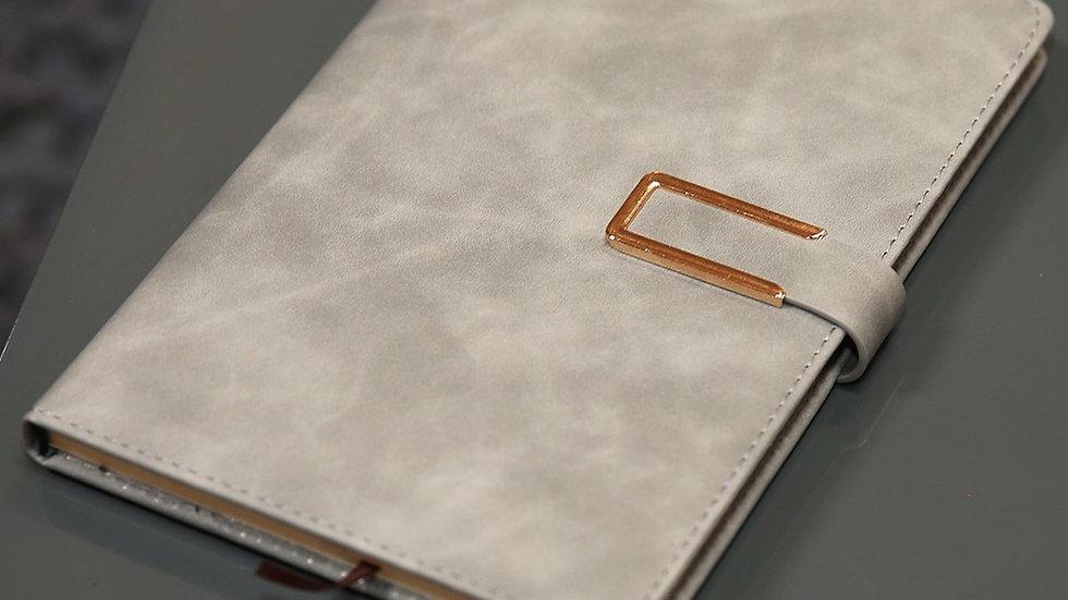 Classic Writing Notebook - Grey