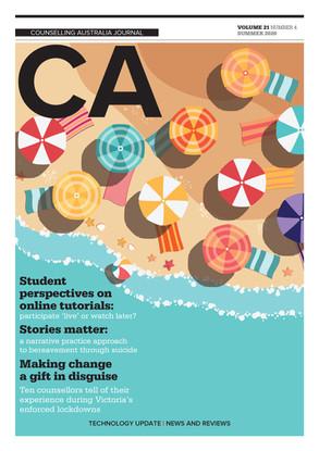 CounsellingAustralia Journal