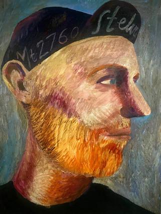 Self Portrait Artist: Tim Claeys