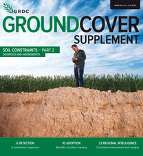GRDC Groundcover Supplement client: GRDC