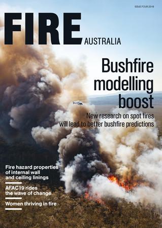 Fire Australia Magazine Client: Fire Protection Association of Australia
