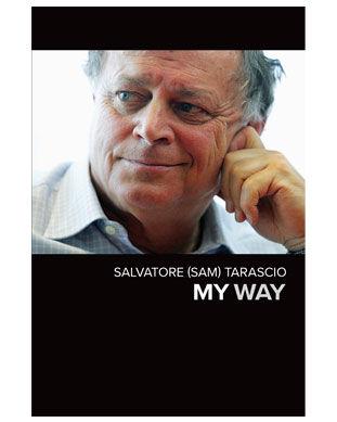 Book cover of My Way: sam tarascio