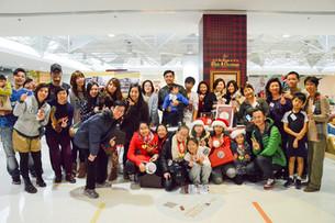 OneLife x Lcx 聖誕點亮希望「火柴」慈善義賣活動