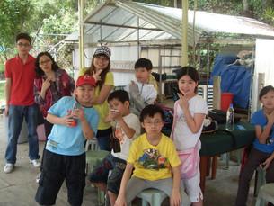 不一樣的兒童節 - 元朗愛心農莊之旅