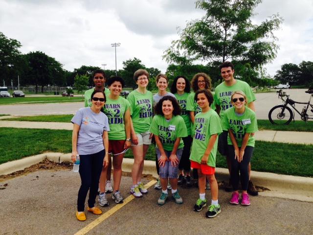 AP Learn2Ride Participants