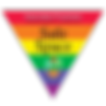 This is a picture of Associated Physicians Safe Space Logo indicating that AP is a safe space for the LGBTQ+ community.